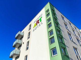 Urlaub Kempten im Allgäu ART Hotel Kempten