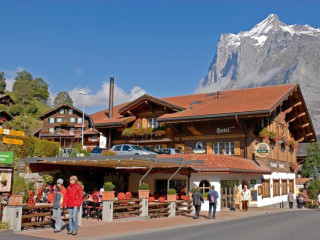 Grindelwald im Steinbock