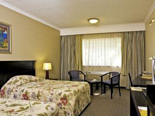 Windhoek im Hotel Safari