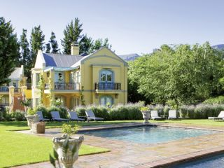 Franschhoek im Franschoek Country House & Villas