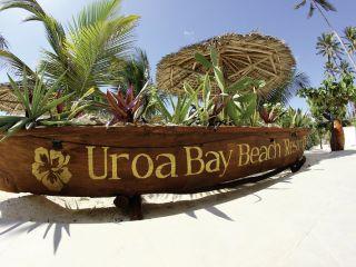 Uroa im Uroa Bay Beach Resort