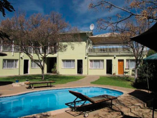 Windhoek im Moni