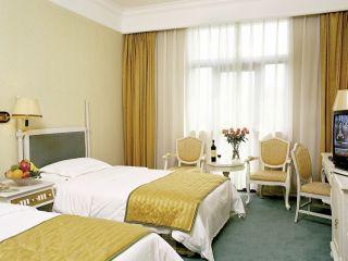 Peking im Qianmen Jianguo Hotel