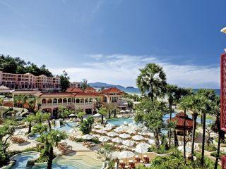 Urlaub Karon Beach im Centara Grand Beach Resort Phuket