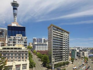 Auckland im Hotel Grand Chancellor Auckland City