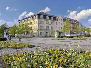 Weimar im Hotel Kaiserin Augusta