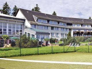 Oberhof im Wagners Sporthotel Oberhof