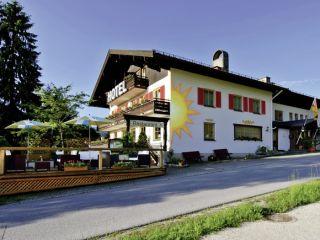 Urlaub Ruhpolding im Alpen Sonne