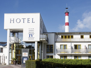Ostseebad Zingst im Hotel Vier Jahreszeiten Zingst