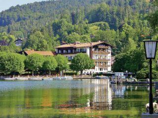 Urlaub Schliersee im Schlierseer Hof am See