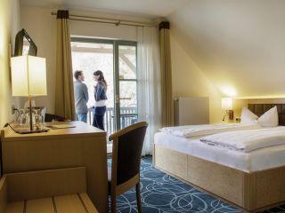 Kurort Rathen im Hotel Elbschlösschen