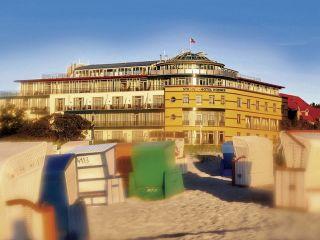 Warnemünde im Strand-Hotel Hübner