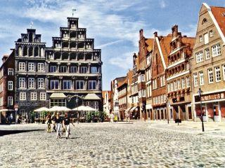 Lüneburg im Best Western Plus Residenzhotel Lüneburg