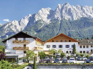 Grainau im Romantik Alpenhotel Waxenstein