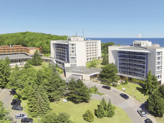 Ostseebad Sellin im Cliff Hotel Rügen