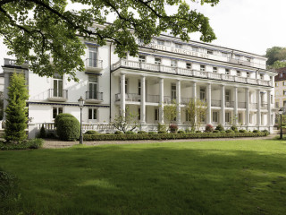 Baden-Baden im Radisson Blu Badischer Hof Hotel, Baden-Baden