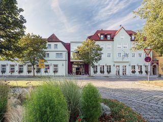 Rothenburg o.d. Tauber im Hotel Rappen