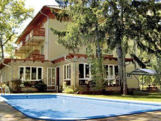 Balatonföldvar im Villa Dorottya