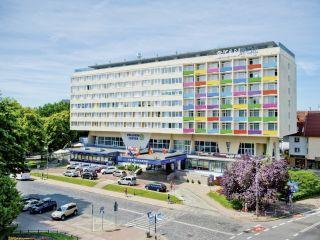 Kolobrzeg im Hotel New Skanpol