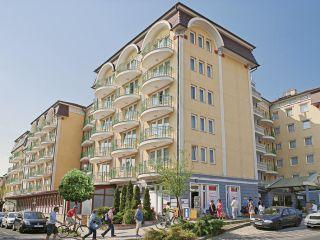 Urlaub Heviz im Hotel Palace Hévíz