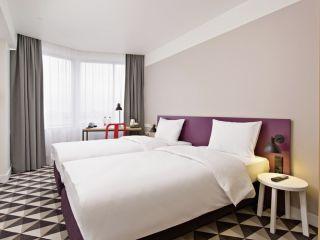 Moskau im AZIMUT Hotel Smolenskaya Moscow