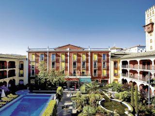 Rust im Hotel El Andaluz