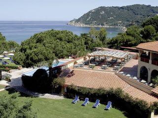 Urlaub Portoferraio im Hotel Biodola