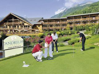 St. Leonhard in Passeier im Andreus Golf & Spa