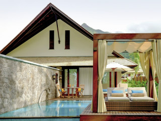 Urlaub Insel Mahé im The H Resort Beau Vallon Beach Seychelles
