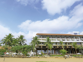 Urlaub Induruwa im Pandanus Beach Resort & Spa
