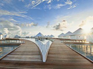 Urlaub Thudufushi im Diamonds Thudufushi