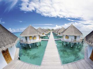 Urlaub Angaagaa im Angaga Island Resort