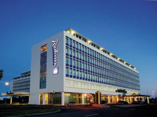 Reykjavik im Radisson Blu Saga
