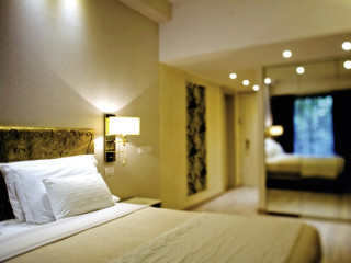 Sirmione im Hotel Olivi Thermae & Natural Spa