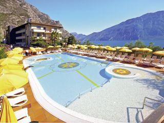 Urlaub Limone sul Garda im Hotel Ilma