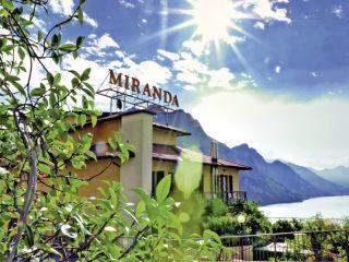 Urlaub Riva di Solto im Hotel & Ristorante Miranda