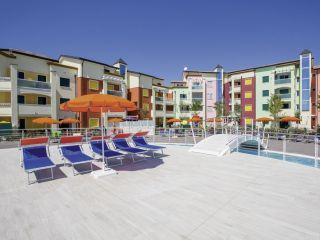 Urlaub Caorle im Residence Larici