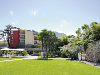 Urlaub Riva del Garda im Astoria Park