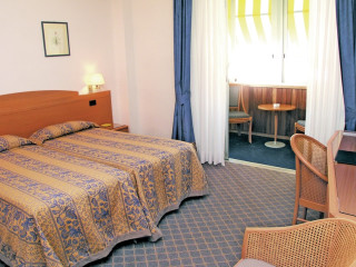 Urlaub Forte dei Marmi im Best Western Parkhotel Raffaelli