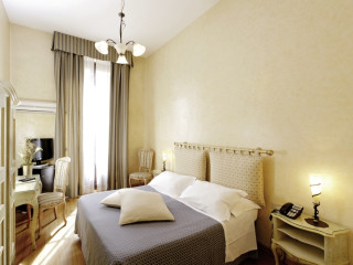 Florenz im Hotel Cosimo de'Medici