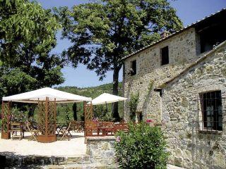 Urlaub Castellina in Chianti im Podere Palazzolo