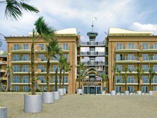 Lido di Ostia im Aran Blu Hotel