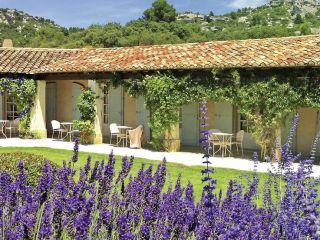 Les Baux-de-Provence im Mas de l'Oulivié