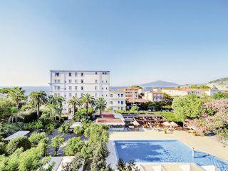 Urlaub Sant'Agnello im Hotel Mediterraneo Sorrento