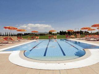 Urlaub Rosignano Marittimo im Residence Borgo Verde