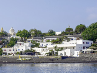 Urlaub Insel Stromboli im La Sirenetta Park Hotel