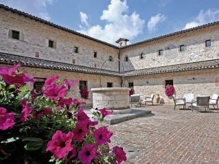 Urlaub Gubbio im Park Ai Cappuccini