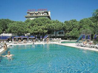 Urlaub Caorle im Fantinello Hotel
