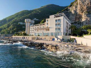 Urlaub Castellammare di Stabia im Towers Hotel Stabiae Sorrento Coast