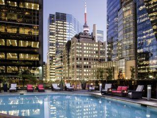 Urlaub Toronto im Hilton Toronto